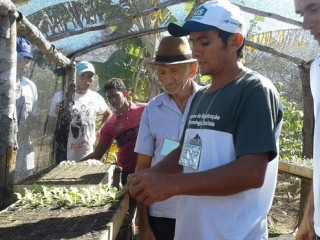 Produtores rurais de Oeiras participam de capacitação em hortas orgânicas 3
