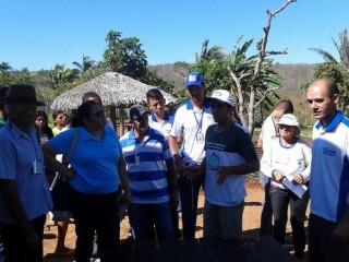 Produtores rurais de Oeiras participam de capacitação em hortas orgânicas 6