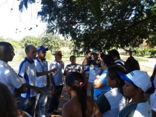 Produtores rurais de Oeiras participam de capacitação em hortas orgânicas 11