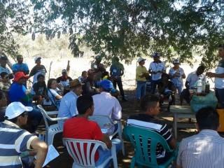 Produtores rurais de Oeiras participam de capacitação em hortas orgânicas 16