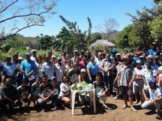 Produtores rurais de Oeiras participam de capacitação em hortas orgânicas 17