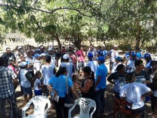 Produtores rurais de Oeiras participam de capacitação em hortas orgânicas 18