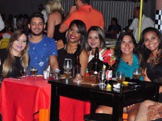Lava Jato e Boteco Acquabox comemora 1º aniversário; fotos! 10