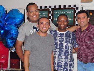 Lava Jato e Boteco Acquabox comemora 1º aniversário; fotos! 14