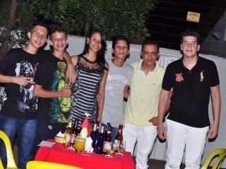 Lava Jato e Boteco Acquabox comemora 1º aniversário; fotos! 50