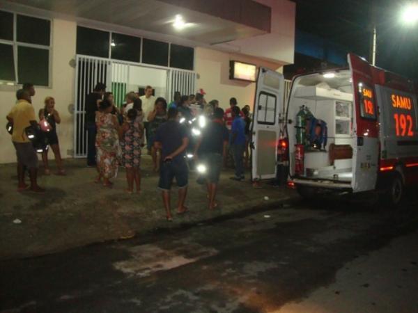 Homem é morto durante assalto quando chegava de viagem em Floriano 7