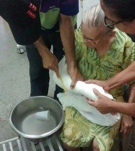 Família de idosa de 86 anos denuncia descaso no hospital regional de Oeiras 20