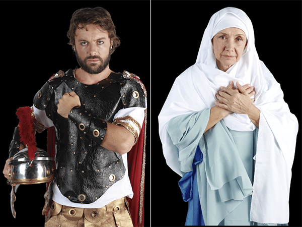 'Paixão de Cristo' de Floriano-PI terá Kayky Brito como Pilatos e Ana Rosa como Maria 11