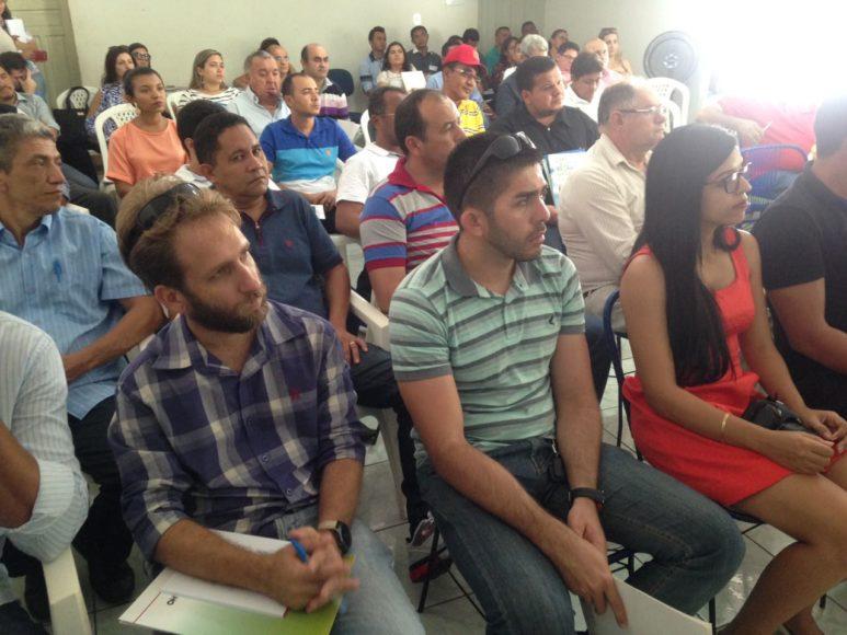 EMBRAPA participa do Encontro de Municípios, organizado por Assis 10