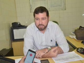 Diretor do Hospital Regional de Oeiras sofre acidente automobilístico na PI 236 próximo a Regeneração 2