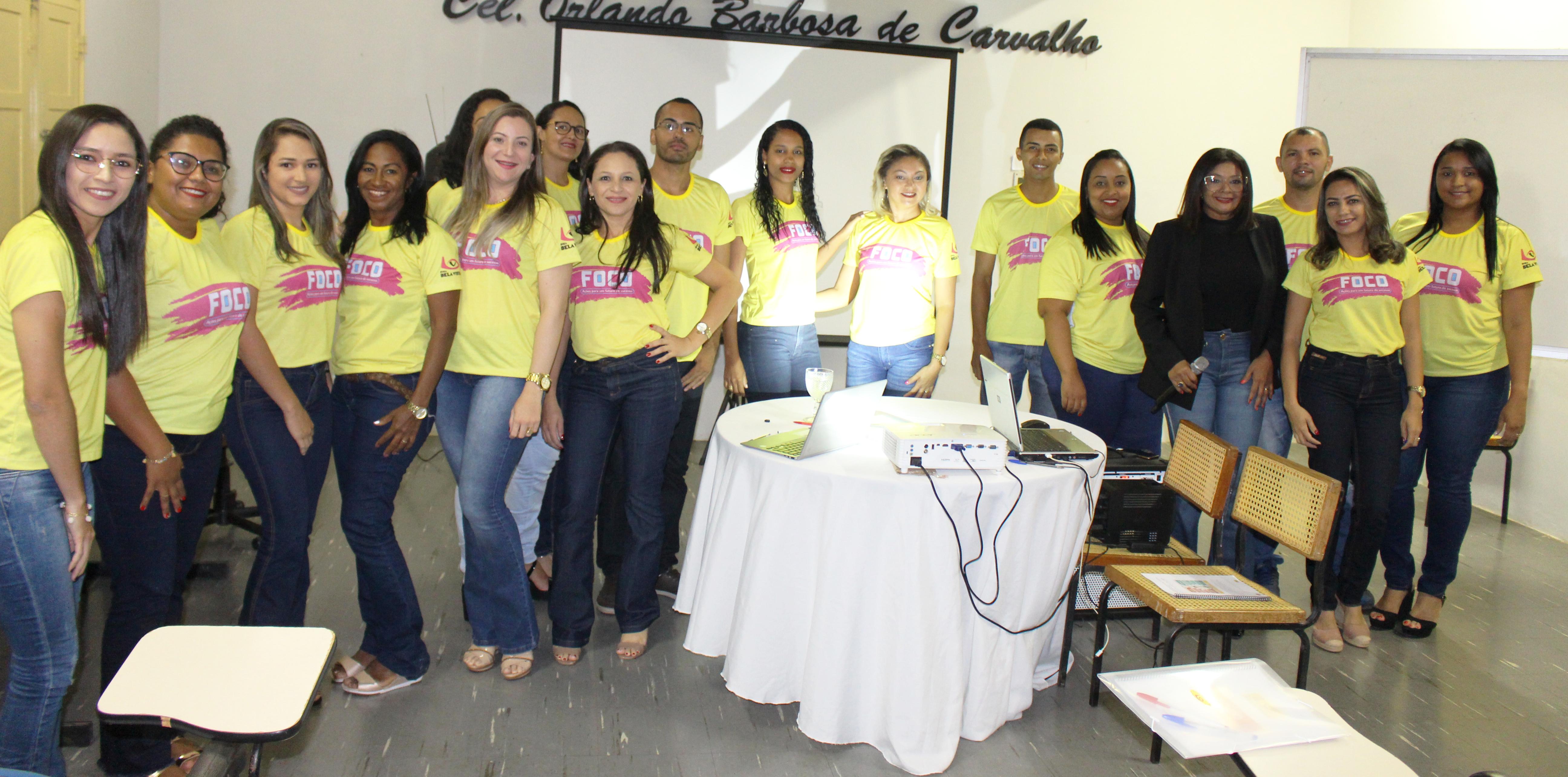 Grupo Ótica Bela Vista realiza treinamento com colaboradores. 3