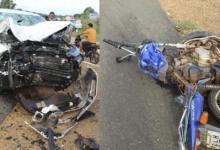 TRAGÉDIA:  Colisão entre carro e moto deixa duas vítimas fatais em Oeiras 15