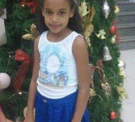 Menina de 9 anos morre com tiro de espingarda durante brincadeira 1