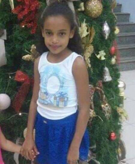 Menina de 9 anos morre com tiro de espingarda durante brincadeira 2