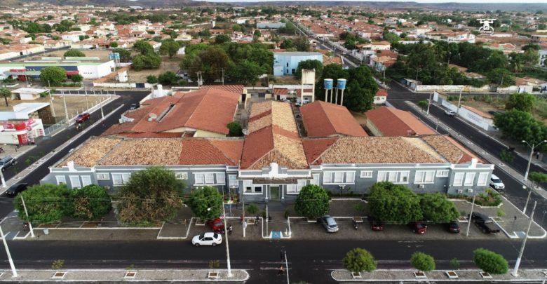 Hospital Regional de Oeiras recebe primeiro paciente confirmado com COVID-19 1