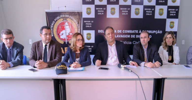 Cinco cidades do Piauí podem ter concursos cancelados após Operação Dom Casmurro 1