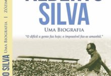 Biografia de Alberto Silva será lançada em Oeiras na segunda-feira, 18 25