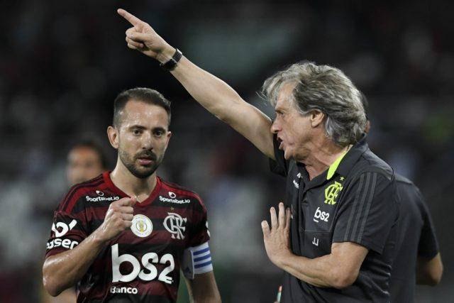 """Jesus admite que Flamengo não teve """"nota artística"""" e detona postura do Botafogo: """"Só sabe bater"""" 2"""