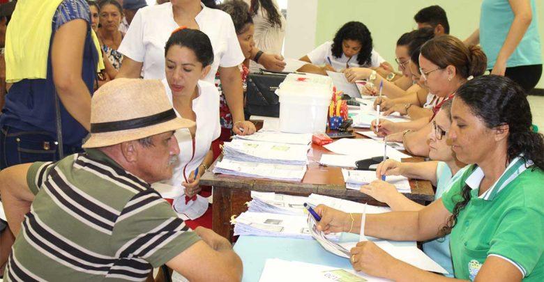 Hospital Regional de Oeiras faz triagens com 500 pessoas para mutirão de Cirurgias de Cataratas 1