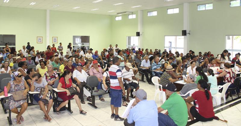 Hospital Regional de Oeiras faz triagens com 500 pessoas para mutirão de Cirurgias de Cataratas 2