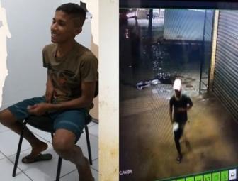 Usando tornozeleira eletrônica acusado de arrombamento volta a cometer o mesmo crime e é preso em Oeiras 1