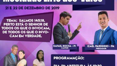 IPMF realizará 13° Congresso Mocidade Lírios dos Vales nos dias 21 e 22/12 5