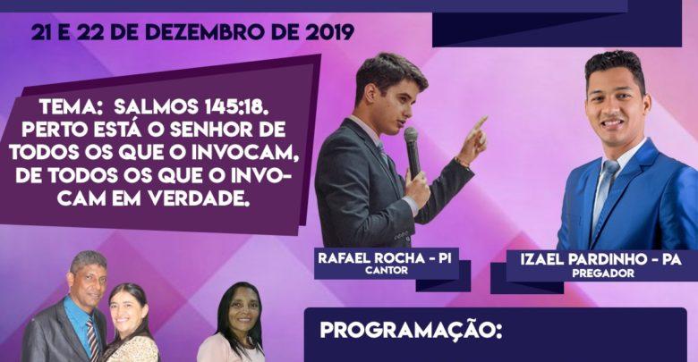 IPMF realizará 13° Congresso Mocidade Lírios dos Vales nos dias 21 e 22/12 1