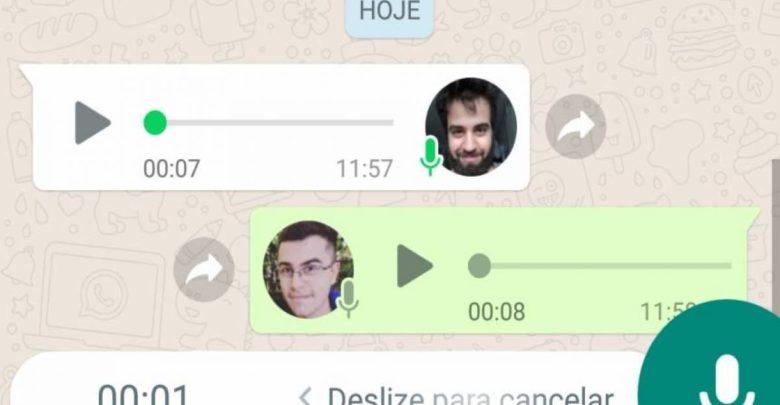 Descubra como ouvir áudio no WhatsApp sem que a outra pessoa saiba 1