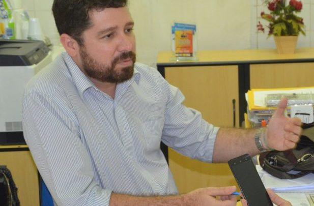 Alípio Sady fala sobre visita do TCE ao Hospital Regional de Oeiras 1