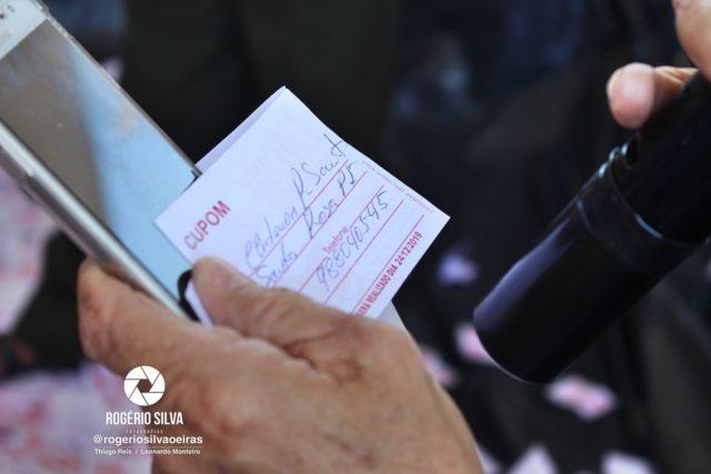 Posto Leme realiza sorteio de uma Moto Fan 160 0 km e outros prêmios em seu 2° aniversário ; Confira os ganhadores 7