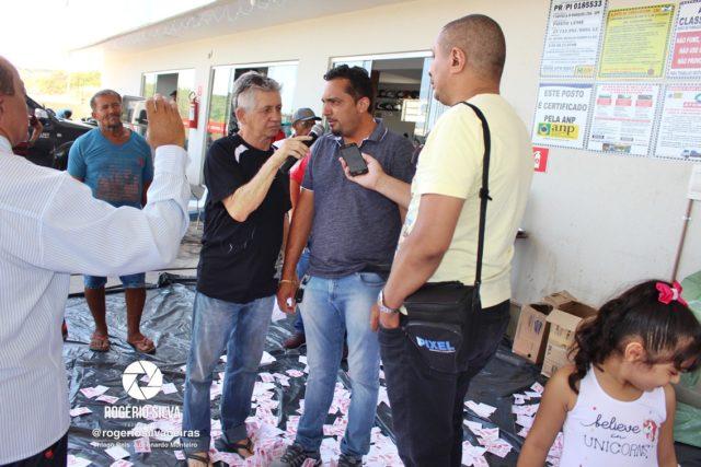 Posto Leme realiza sorteio de uma Moto Fan 160 0 km e outros prêmios em seu 2° aniversário ; Confira os ganhadores 17