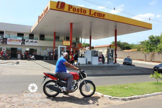 Posto Leme realiza sorteio de uma Moto Fan 160 0 km e outros prêmios em seu 2° aniversário ; Confira os ganhadores 29
