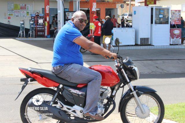 Posto Leme realiza sorteio de uma Moto Fan 160 0 km e outros prêmios em seu 2° aniversário ; Confira os ganhadores 30