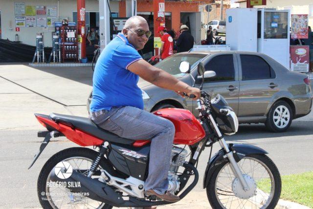 Posto Leme realiza sorteio de uma Moto Fan 160 0 km e outros prêmios em seu 2° aniversário ; Confira os ganhadores 31