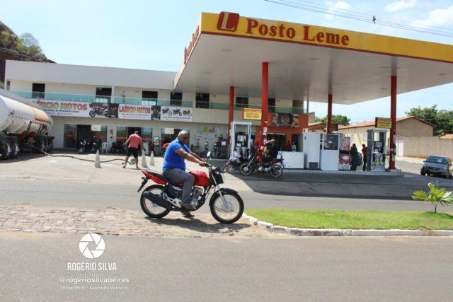 Posto Leme realiza sorteio de uma Moto Fan 160 0 km e outros prêmios em seu 2° aniversário ; Confira os ganhadores 32