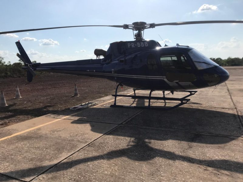 Operação apreende uma tonelada de cocaína, duas aeronaves e prende sete pessoas em Teresina 7