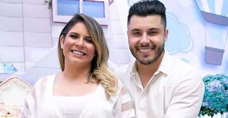 Marília Mendonça dá à luz Leo, seu primeiro filho com Murilo Huff 1