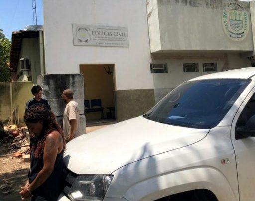 Homem é preso acusado de se masturbar em frente de crianças em escola no Piauí 1
