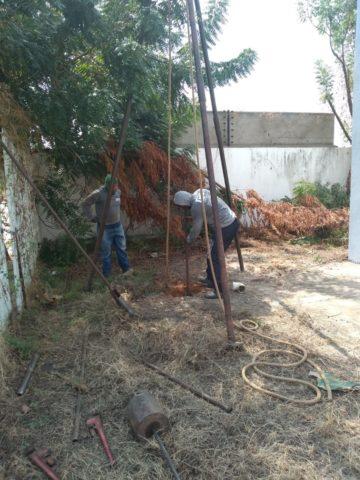 OAB-Oeiras recebe técnicos da CSA para decidir se vão ou não demolir o edifício 3