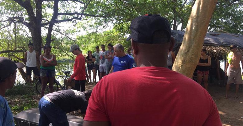 Adolescente de 14 anos tenta salvar amigo e os dois morrem afogados no Rio Poti em Teresina 1
