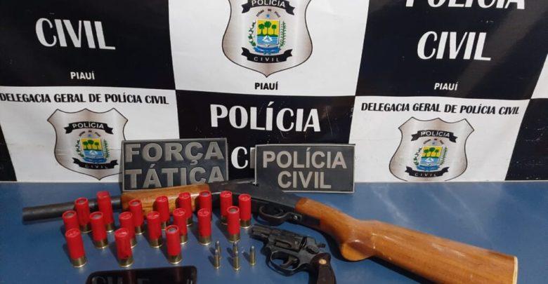 Acusados de roubar R$ 800 mil em joias são presos em Picos 1