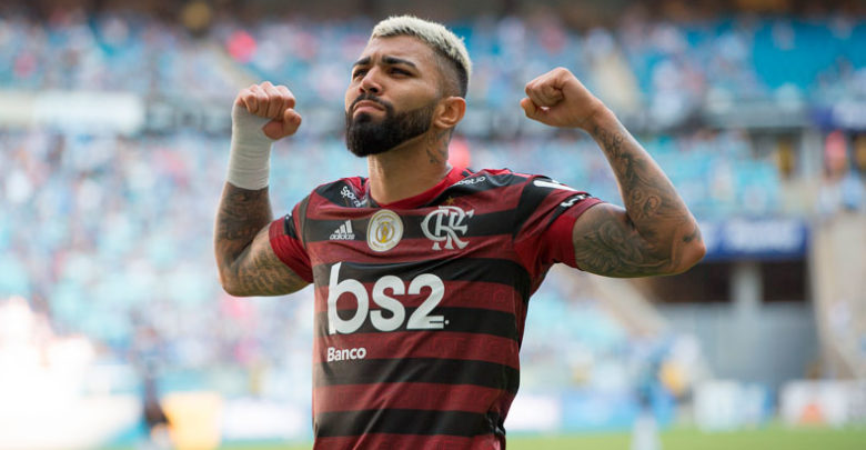 """Gabigol confirma acerto com o Flamengo: """"eu fico"""" 1"""