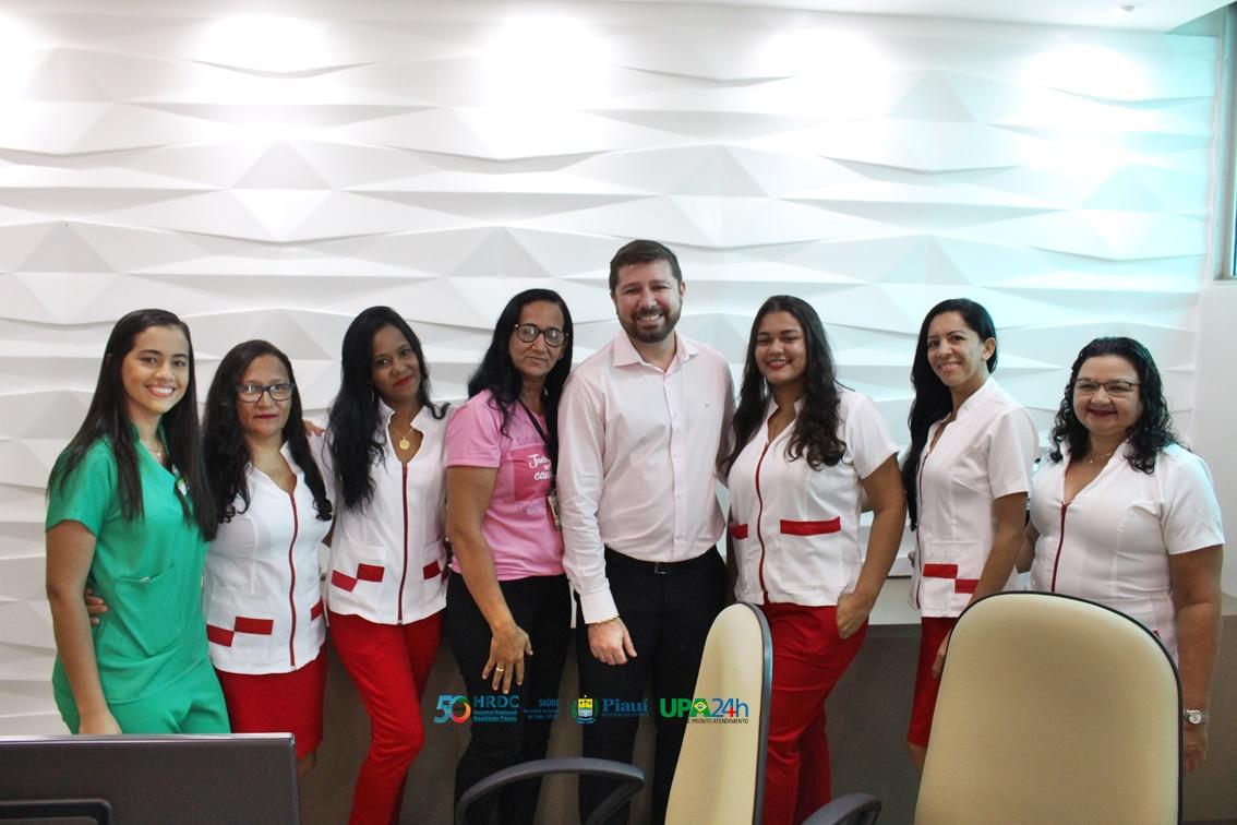 Governador do Piauí inaugura reforma do Ambulatório do Hospital Regional de Oeiras 13