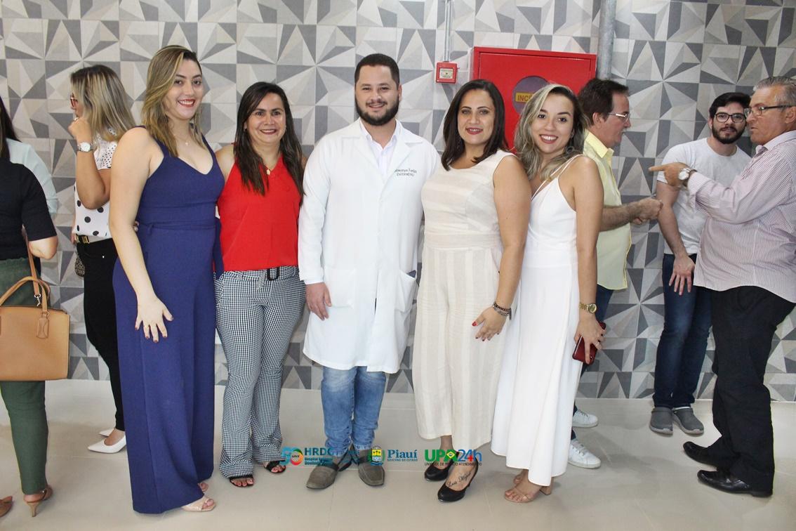 Governador do Piauí inaugura reforma do Ambulatório do Hospital Regional de Oeiras 37