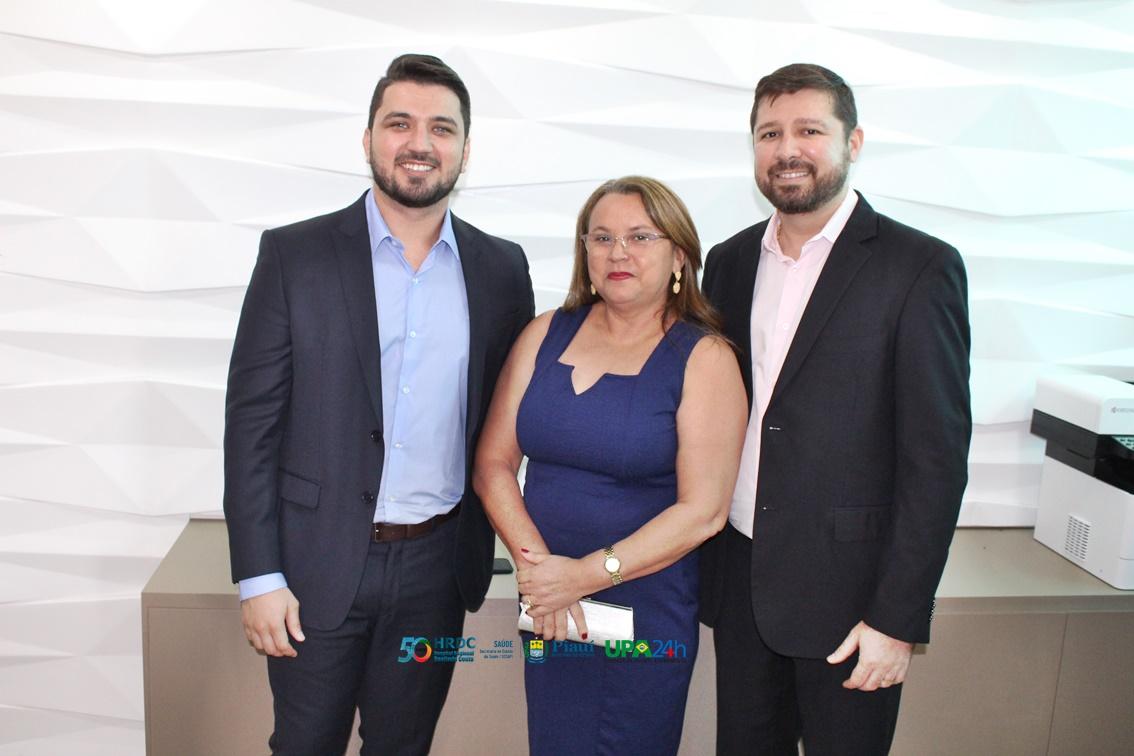 Governador do Piauí inaugura reforma do Ambulatório do Hospital Regional de Oeiras 25