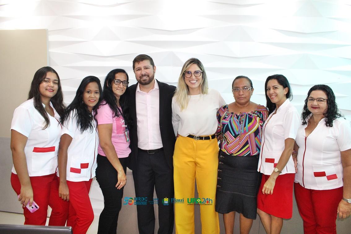 Governador do Piauí inaugura reforma do Ambulatório do Hospital Regional de Oeiras 32