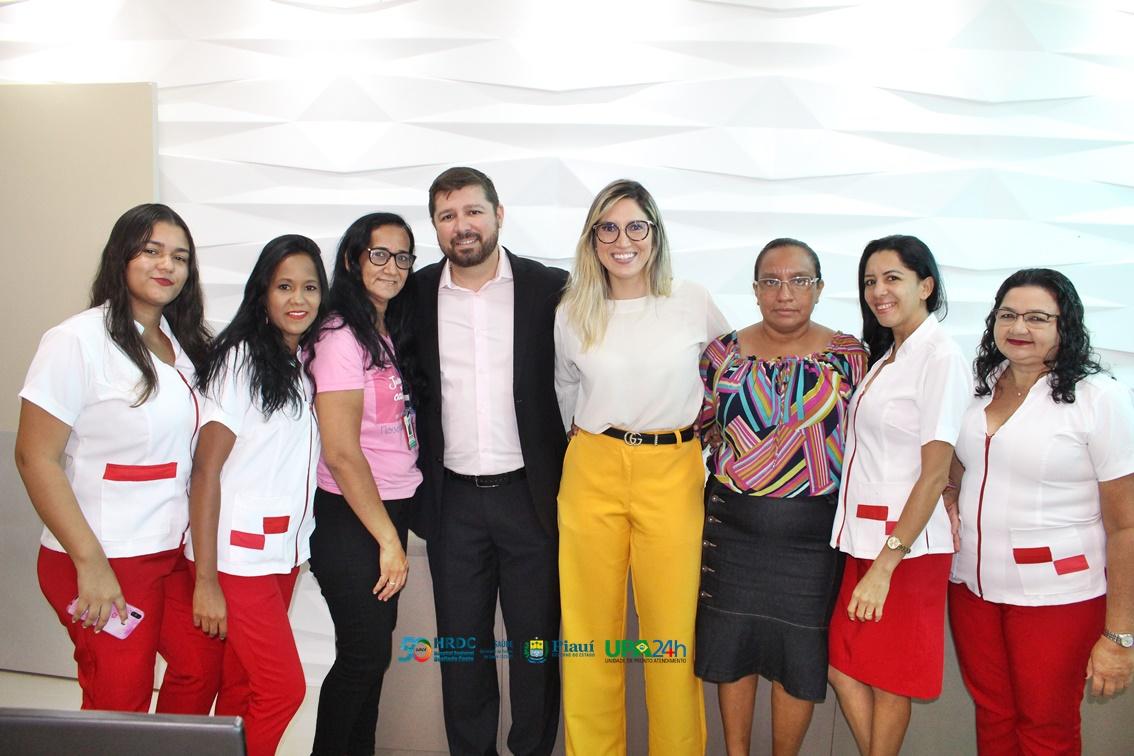 Governador do Piauí inaugura reforma do Ambulatório do Hospital Regional de Oeiras 16