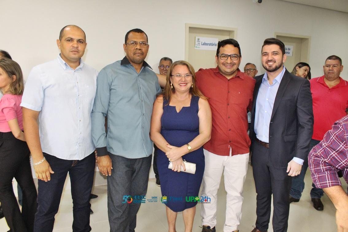 Governador do Piauí inaugura reforma do Ambulatório do Hospital Regional de Oeiras 26