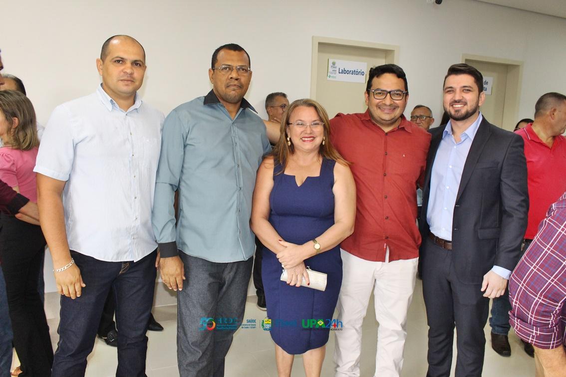 Governador do Piauí inaugura reforma do Ambulatório do Hospital Regional de Oeiras 3