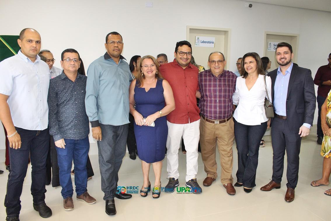 Governador do Piauí inaugura reforma do Ambulatório do Hospital Regional de Oeiras 12